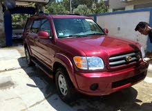 Toyota Sequoia 2003 For sale - Red color