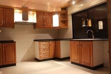 شقة سوبر ديلوكس مساحة 235 م² - في منطقة الدوار السابع للايجار