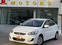 للبيع فقط مرسيدس هايونداي اكسنت وكالة عمان