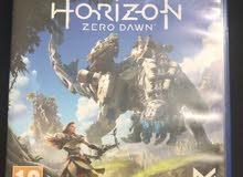 ps4 game : horizon zero dawn