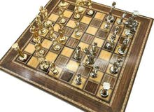 شطرنج صناعة سورية