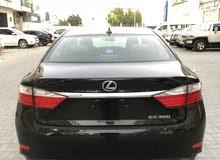 Lexus ES350 Model 2014