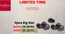 Hurry Up avail Limited time offer on Nuts, Dates, and Chocolates. We are offerin