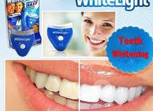 جهاز تبييض الاسنان  بتقنية الليزر