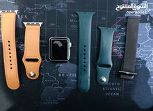 ابل واتش سيريس 3 ، ساعه ابل Apple Watch الساعه نظيفه واخرها