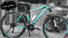 للبيعدراجة italiano عجلة ماركة ايطاليانو (جديدة) الغنية عن التعريف مقاس 29 ا
