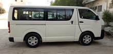 Hiace 2009 For rent