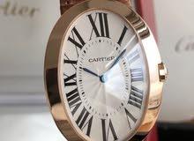 ساعة كارتير نسائية ذهب 18 - أنتيك 1958م