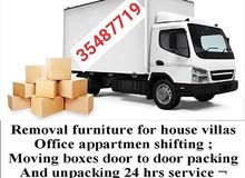 professional mover packer House office store shop Villa apartment salon shifting