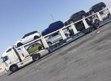 نقل و شحن السيارات و المعدات بانواعها
