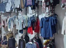 محل نوف لملابس الاطفال والنساء
