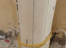 مكيف اسبيلت 18 مستخدم مفكوك جاهز بأسلاك النحاس بالقاعدة
