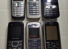 Six Classic Mobiles