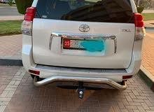 Toyota prado 1, model 2011