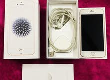 iphone 6gold with box and accessories