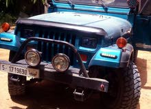 Manual Jeep 1994 for sale - Used - Tripoli city