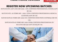 Certified Professional Training - Dubai Abu Dhabi Online