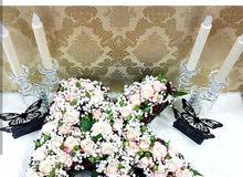 لمحبي الورد الطبيعي نسعى لرحتكم من يرغب في تنسيق قصور وفيلل وقاعات أفراح ويخوت