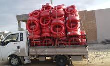 كيا بونقو لنقل البضائع داخل وخارج طرابلس .