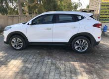 Used condition Hyundai Tucson 2018 with 1 - 9,999 km mileage