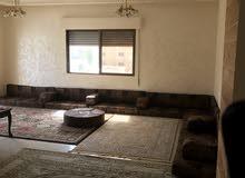 شقة للايجار مفروش او فاضي في الجبيهة 150 متر مقابل مدارس الابداع