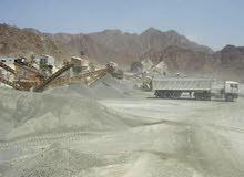محجر كسارة لايمستون ومصنع طابوق ومصنع الخرسانة الجاهزة مع التصاريح