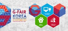 G-FAIR KOREA DUBAI 3RD EDITION 24th & 25TH SEPTEMBER 2019