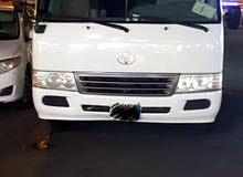 Toyota Coaster 2017 For Rent