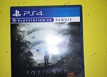 لعبة Robinson the journey vr لعبة بلايستيشن vr نظارة الواقع الافتراضي