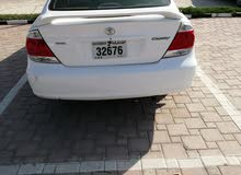Camry 2004 GCC specifications