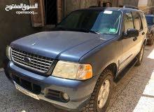 Blue Ford Explorer 2005 for sale