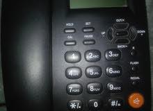 تليفون ارضي بخاصية اظهار الرقم