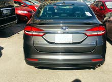 2017 Ford Fusion for sale in Amman