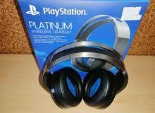 للبيع سماعة PLATINUM Wireless headset