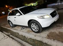 Automatic White Infiniti 2007 for sale
