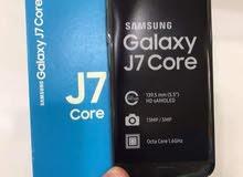 J7core للبيع بحالة ممتازة