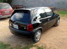 Manual Black Opel 1998 for sale
