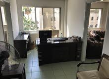 مكتب مفروش للايجار في العبدلي