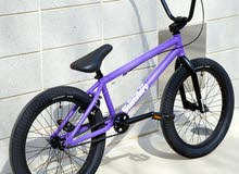 bmx Purple