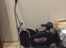 دراجة رياضة على السوم 600 ريال