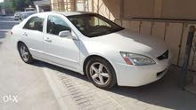 Honda Accord made in 2005 for sale