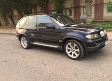 BMW X5 2006 For sale - Blue color