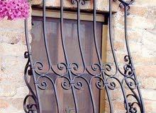 مطلوب فنيي مشغولات حديدية والمنيوم  Required Art Craft Items, iron, aluminum