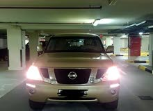 Nissan patrol 2013 great condition for sale .