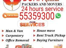 DOHA MOVERS SERVICE
