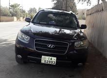 Automatic Hyundai Santa Fe for sale