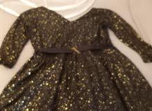 فستان سهره شبه جديد بحاله جيده جدا