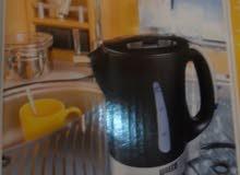كتل ( سخان ماء ) للشاي والقهوه للبر وللسفر 12 فولت