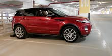 Land Rover Range Rover Evoque 2012 For sale - Red color