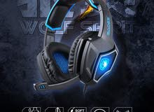 GAMING HEADSET               SADES